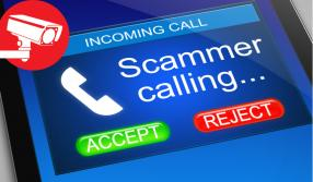 Caution urged over rise in identity fraud calls